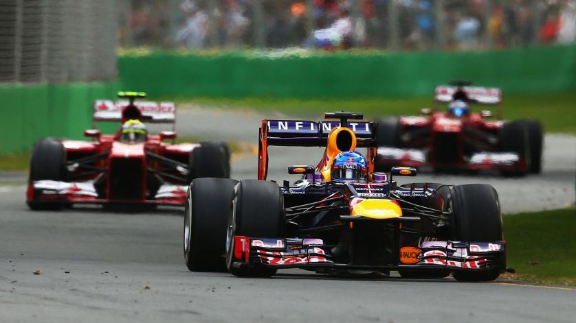 VettelAustralianGrandPrix
